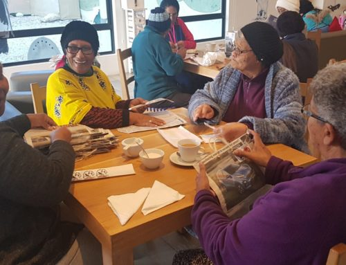 NEWSPAPERS HAVE A SECOND LIFE – FUN WITH SILWERJARE ON MANDELA DAY 2019