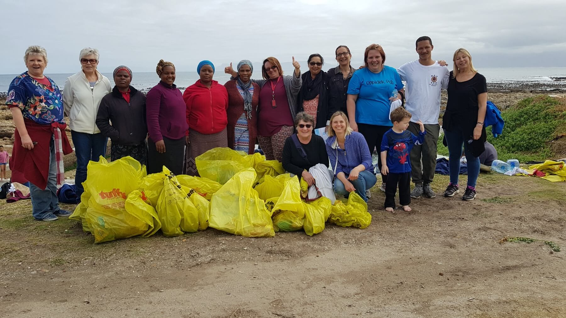 Community Beach Clean Up