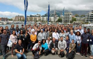 SA Shark and Ray Symposium delegates